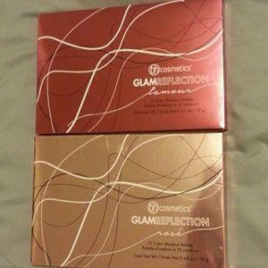 BH cosmetics glamreflection eyeshadow set